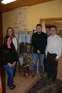 Część naszego zespołu w biurze w Bielsku-Białej